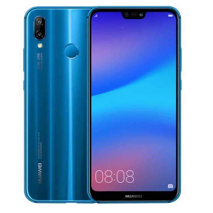 huawei-p20-lite-nova-3e-4go-128go-bleu